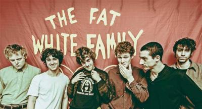 FAT WHITE FAMILY + THE VOYEURS