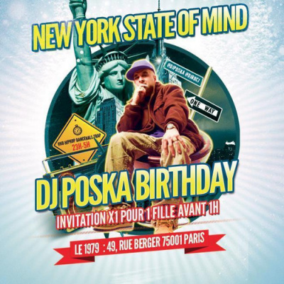New York State of mind - Dj Poska Birthday Bash