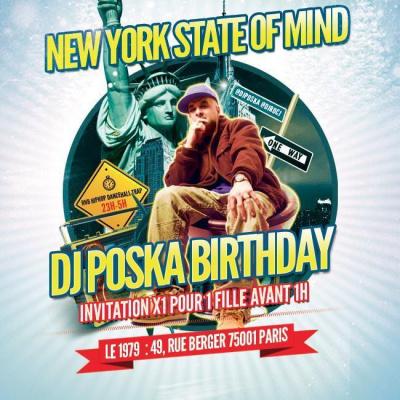 New York State of mind - Dj Poska Birthday Bash