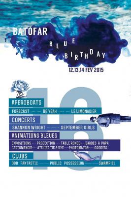 BATOFAR BLUE BIRTHDAY