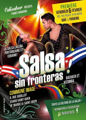 SALSA SIN FRONTERAS