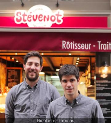Stévenot, la rôtisserie basque