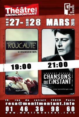 Concerts : Gilles Roucaute & Laurent Berger