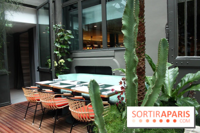 Sinople, restaurant gastronomique