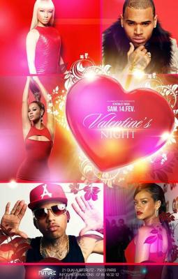 Soirée spéciale 'Valentine's Night
