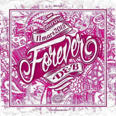 FOREVER DNB : DJ STORM - ELISA DO BRASIL - MISS FICEL - KALISTA - K-MI