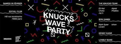 Knucks Wave Party