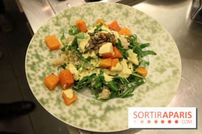 Cours detox avec Rebecca Leffler à l'Ecole de Cuisine Alain Ducasse