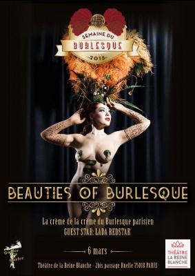 Semaine du Burlesque