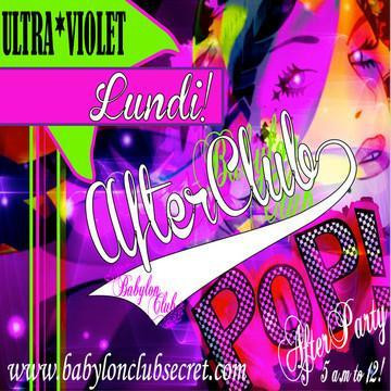 After Party ULTRA-VIOLET