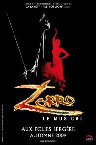Zorro le musical