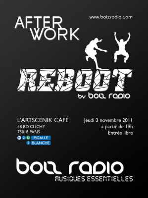 [After Work] Reboot by Bolz Radio