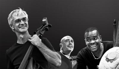 Concert du World Kora Trio