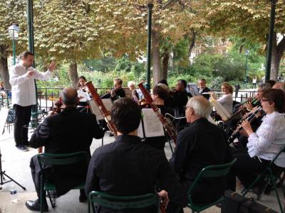 Scènes Solidaires - Chorale Amalgam et Orchestre Ars Fidelis