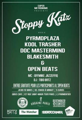 Sloppy Katz #6