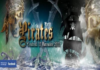 Soirée Pirates Party