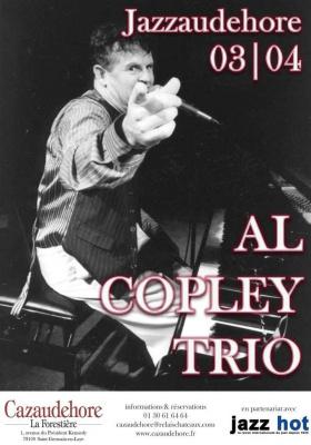 Jazzaudehore | AL COPLEY TRIO