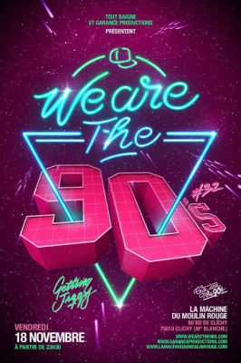 WE ARE THE 90'S # 32