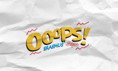 Oops Erasmus @ Régine