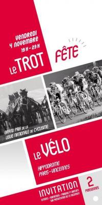 Le Trot fête le vélo