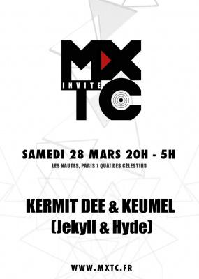 MXTC ALL NIGHT LONG WITH KERMIT DEE & KEUMEL (JEKYLL & HYDE)