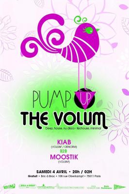 Pump Up The Volum': reportée au samedi 4 avril !