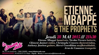 Etienne MBAPPÉ& THE PROPHETS