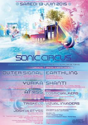 SONIC CIRCUS