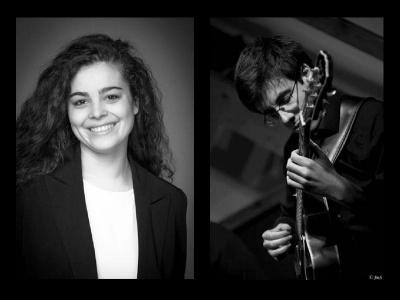 atiana Santini & Vladimir Médail-Soirée à thème : Hommage à Edith Piaf
