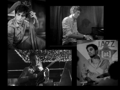 """Samuel Tessier Quartet-Soirée à thème : """"For Monk"""""""