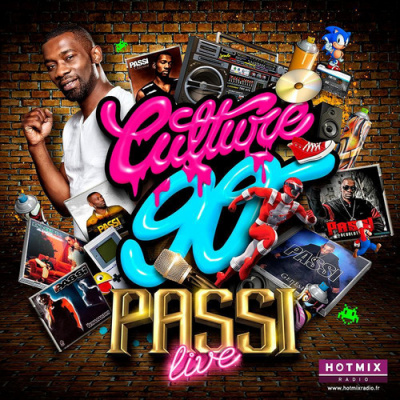 CULTURE 90 invite PASSI (Live)