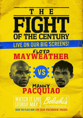 Mayweather Vs Pacquiao: Fight of the Century in Paris