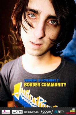 BORDER COMMUNITY : JAMES HOLDEN, FAIRMONT, MARGOT & KATE WAX Live