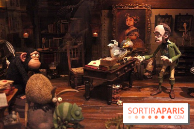 Aardman, l'exposition à Paris !