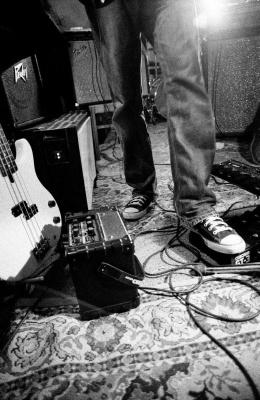"""""""White Night"""" concert rock au Scop Club"""
