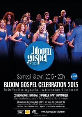 BloomGospel Celebration 2015