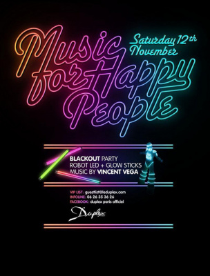 Music For Happy People !!!