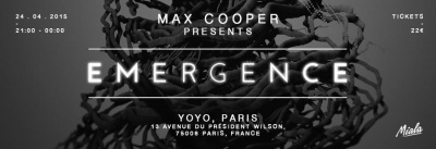 MAX COOPER LIVE