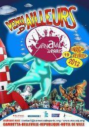 carnaval de Paris 2012