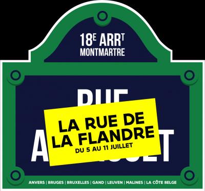 Le Tour des Flandres à Paris