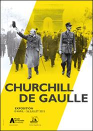 Exposition Chuchill - De Gaulle : programmation musicale au Musée de l'Armée