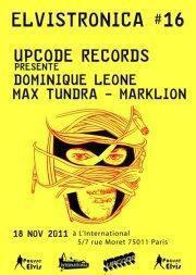 Max Tundra + Marklion + Gato Djchette + Dominique Leone