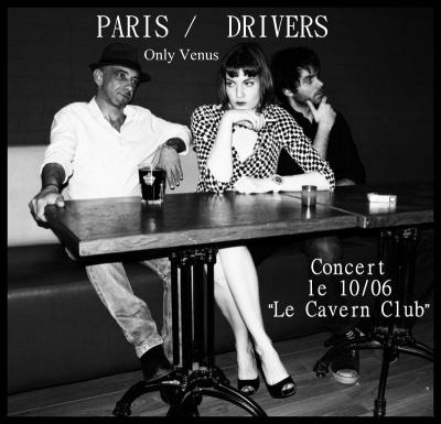 Concert Paris Drivers