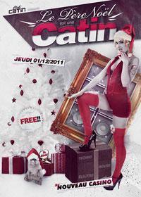 CLUB CATIN - LE PERE NOEL EST UNE CATIN