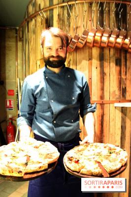 East Mamma, la cuisine italienne authentique