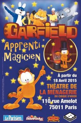 Garfield Apprenti Magicien