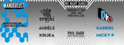 "We Want Dance "" Open Air & Club """