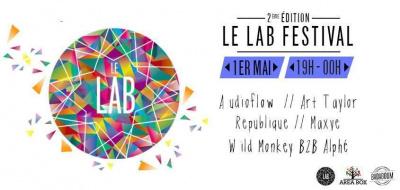Le Lab Festival 2015 : DJ Contest 1er Mai @ Badaboum