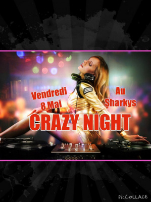 Crazy night by DJ je Fays