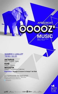 OOOOZ' Music (Juill.2015)